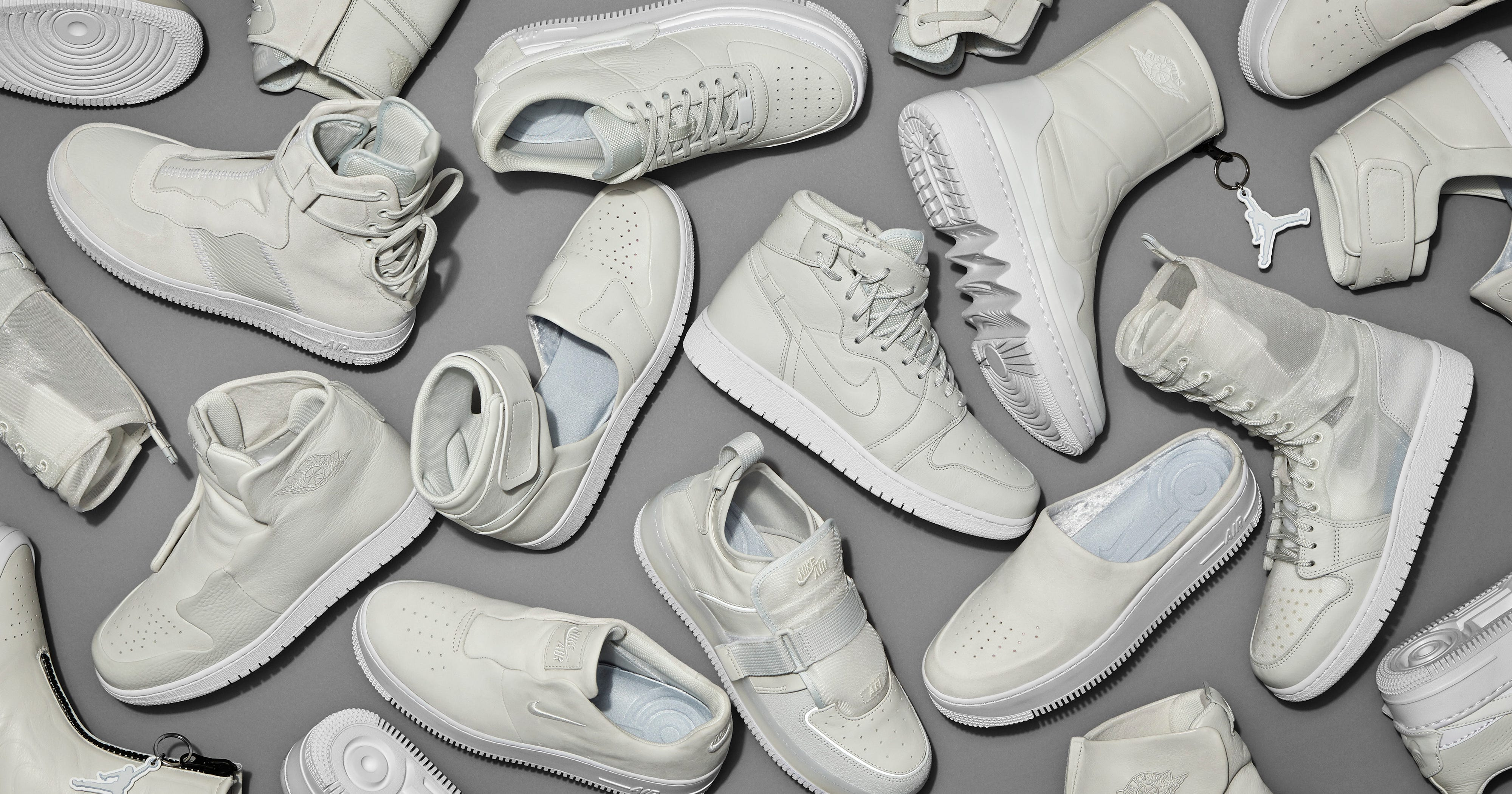 Nike 1 Reimagined New Collection Air Force Ones