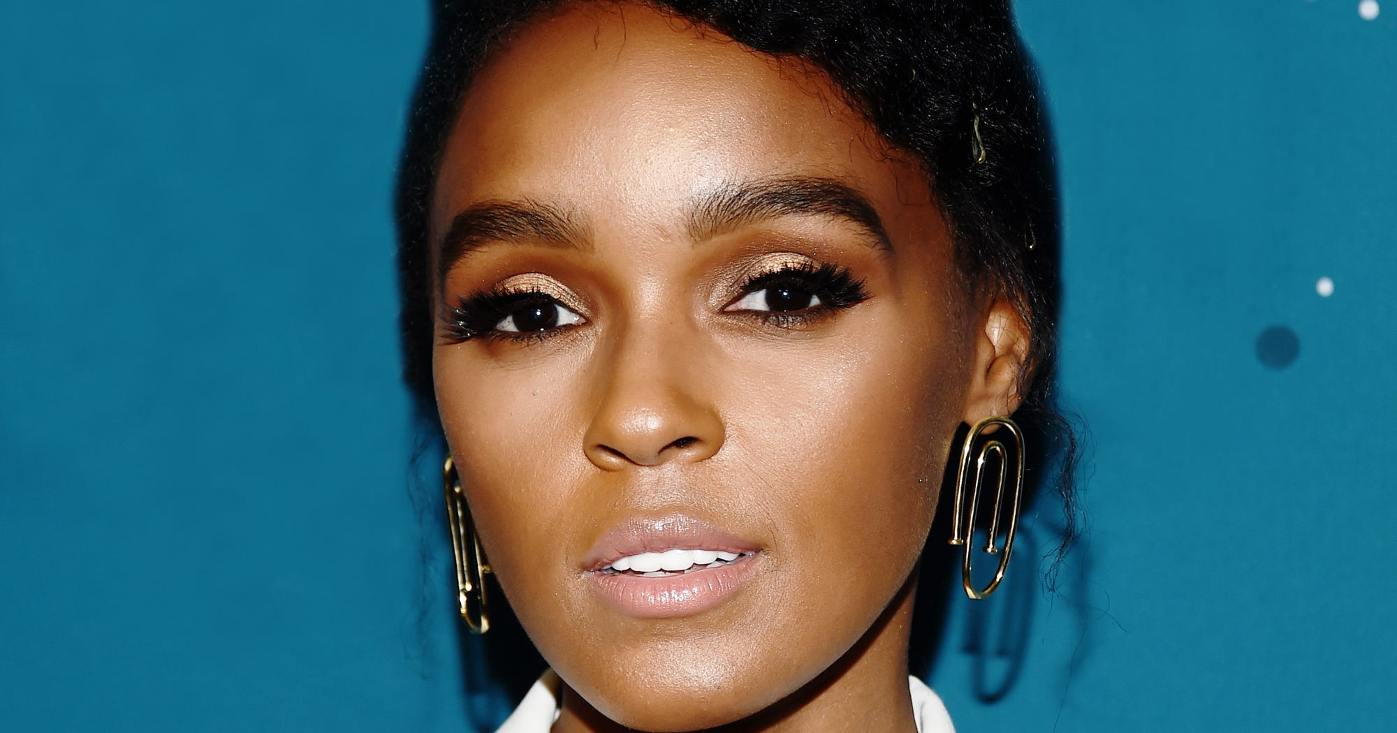 Janelle Monae Oscars New Hairstyle Red Carpet Photos