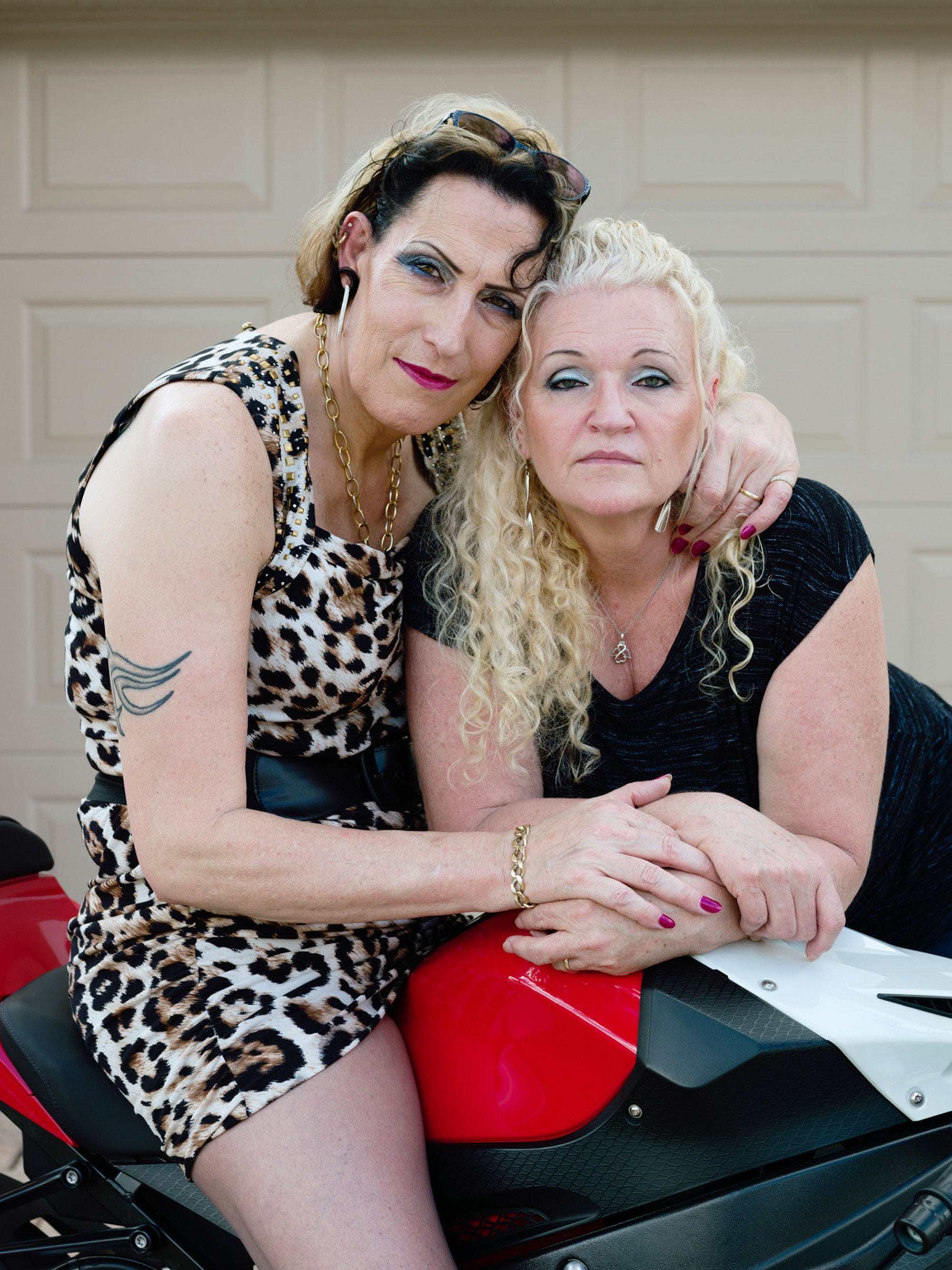 These Photos Of Older Trans People Are An Emotional & Crucial Part Of Queer History