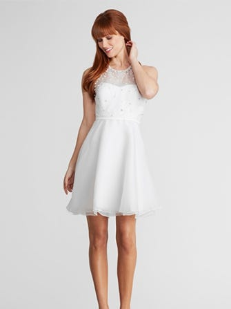 How To Wear White To A Wedding