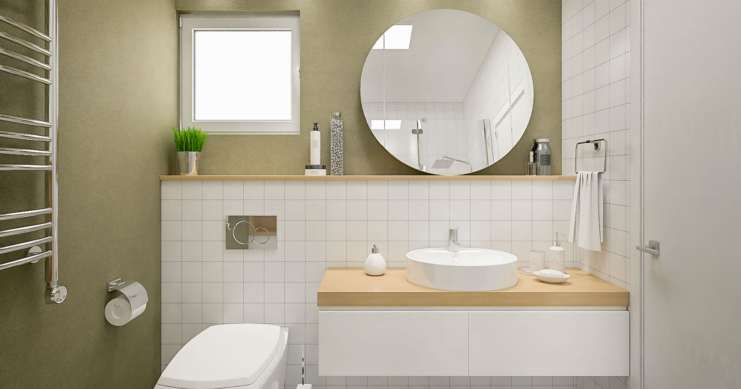 Small Bathroom Ideas From Pinterest