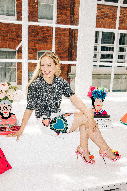 Shoe Designer Sophia Webster On Building Her Own Brand