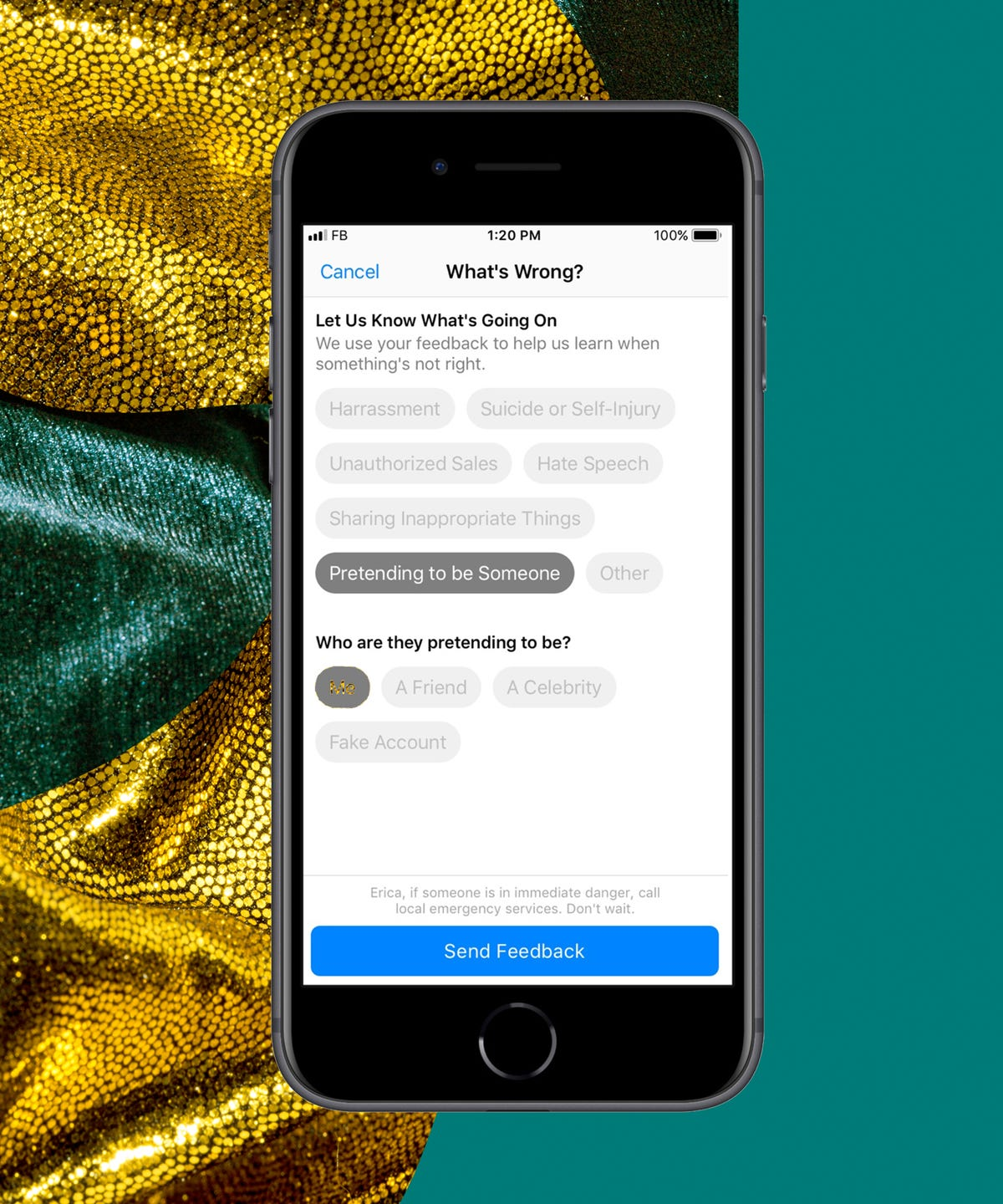 Facebook Messenger Fights Fake Accounts — How To Report