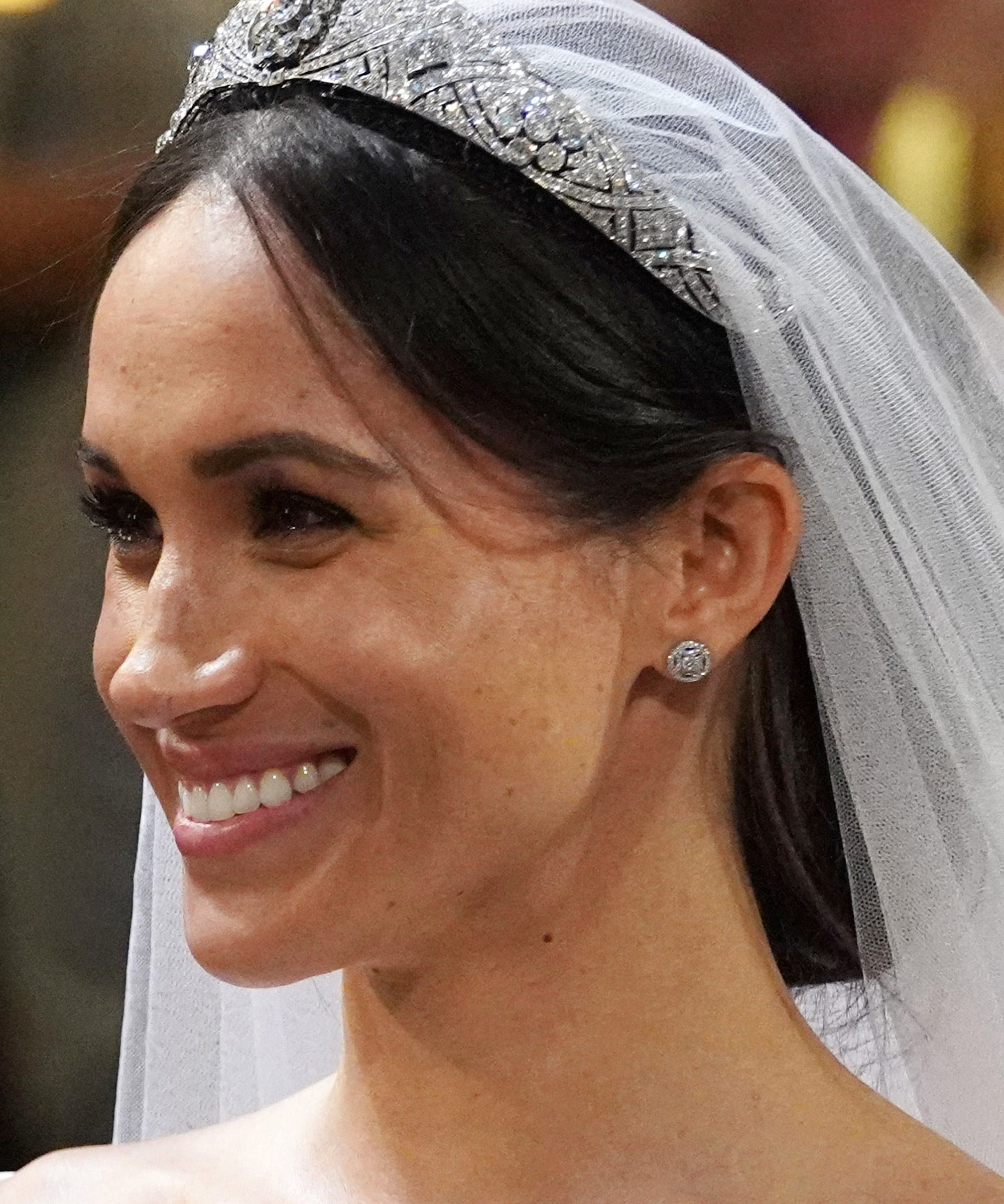 Prince Harry Favorite Meghan Markle Wedding Makeup Look