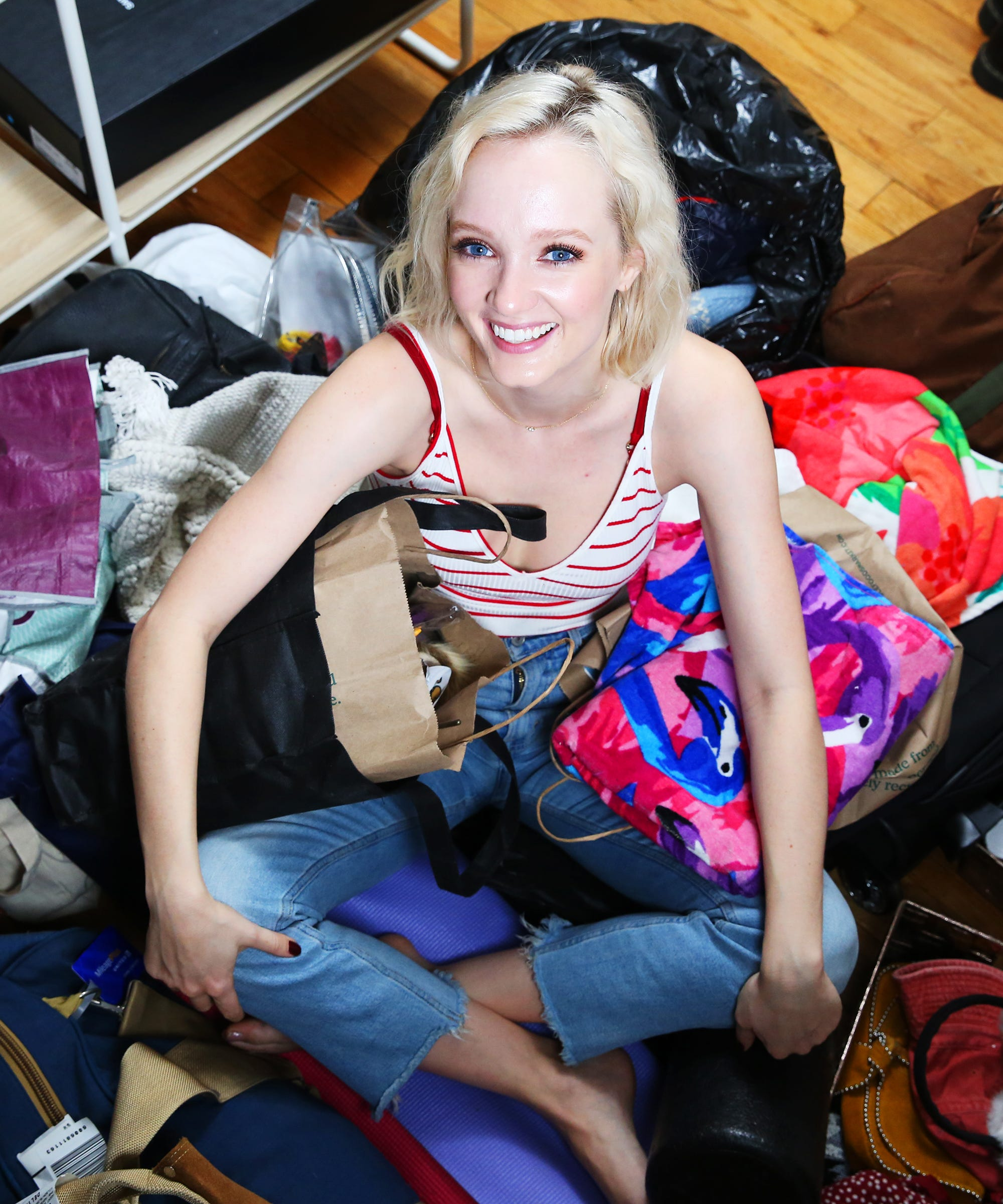 Everything I Hid Under My Bed — & Why I Got Rid Of It All