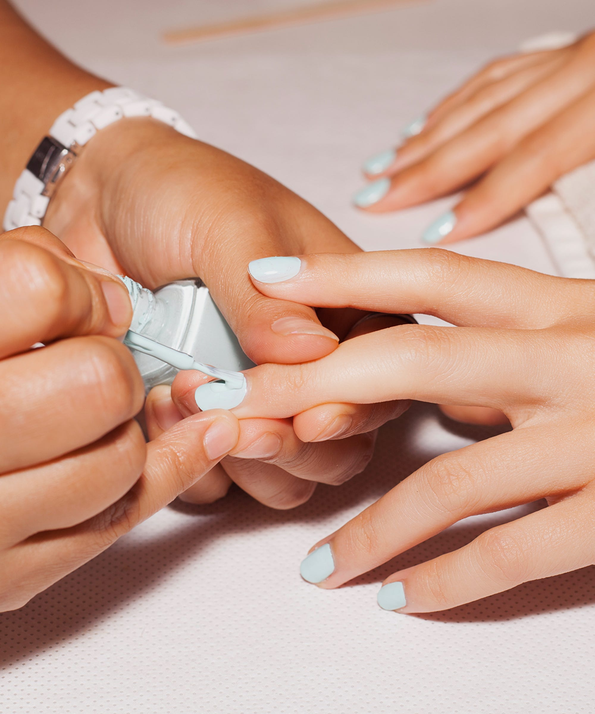 The Nail Trends Editors Are Trying For Fall 2018