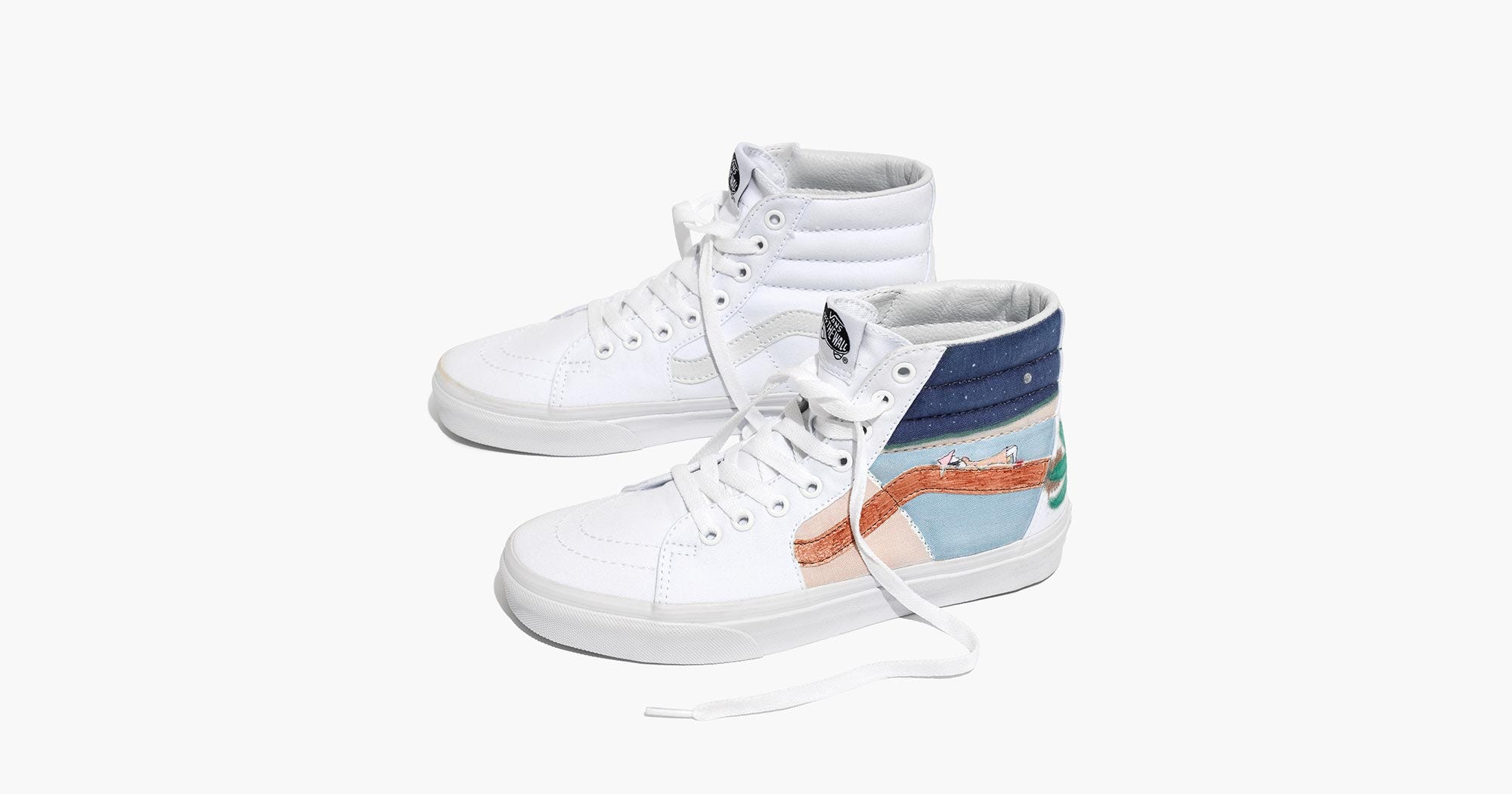 Vans Madewell Sneakers Collection New