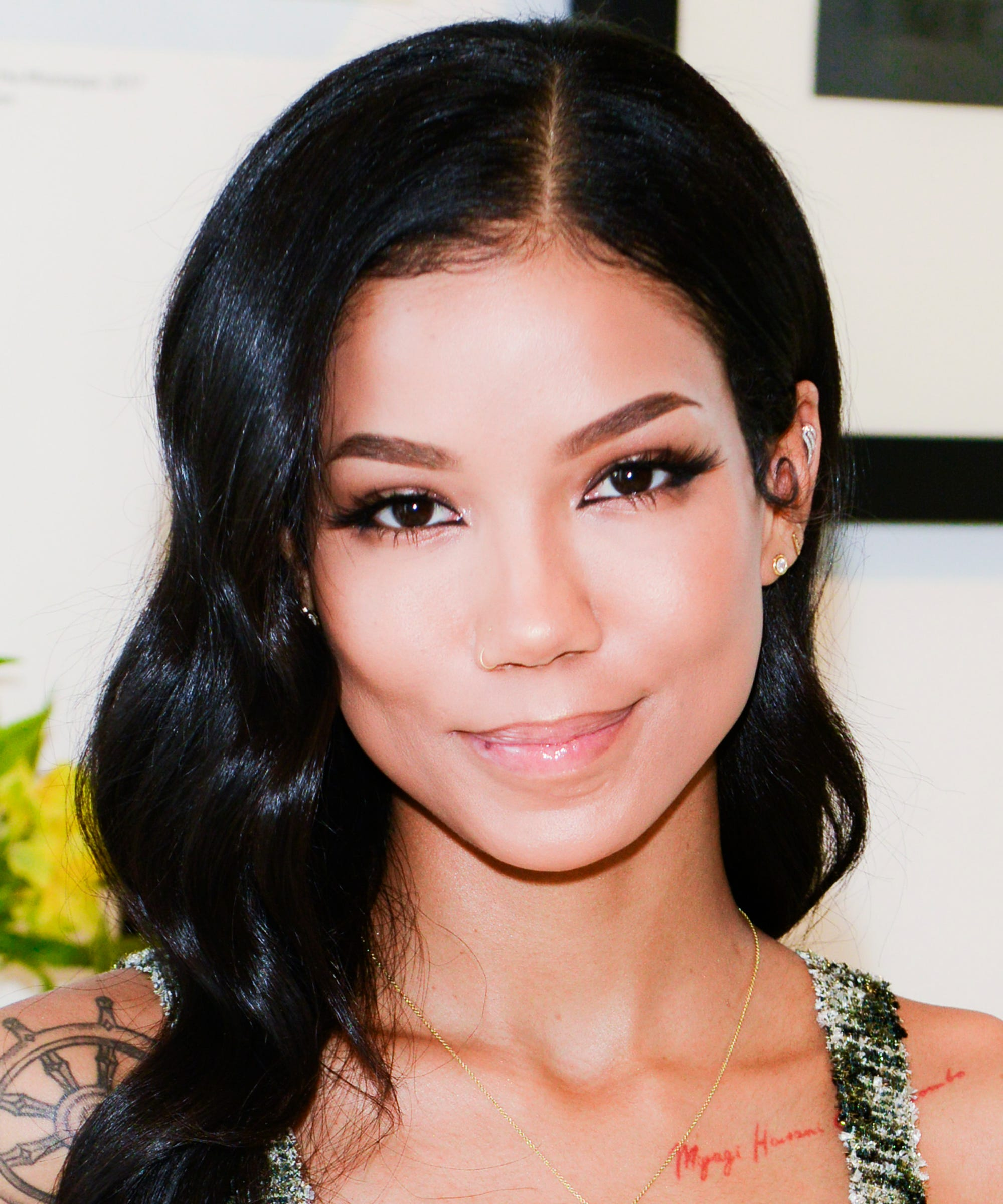 Jhene Aiko Gets Fraxel Laser Treatment For Perfect Skin