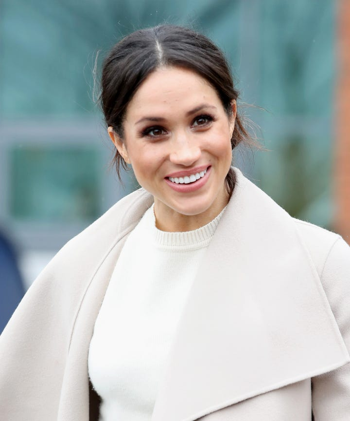 Meghan Markle Plays Queen In Cute Old Home Video