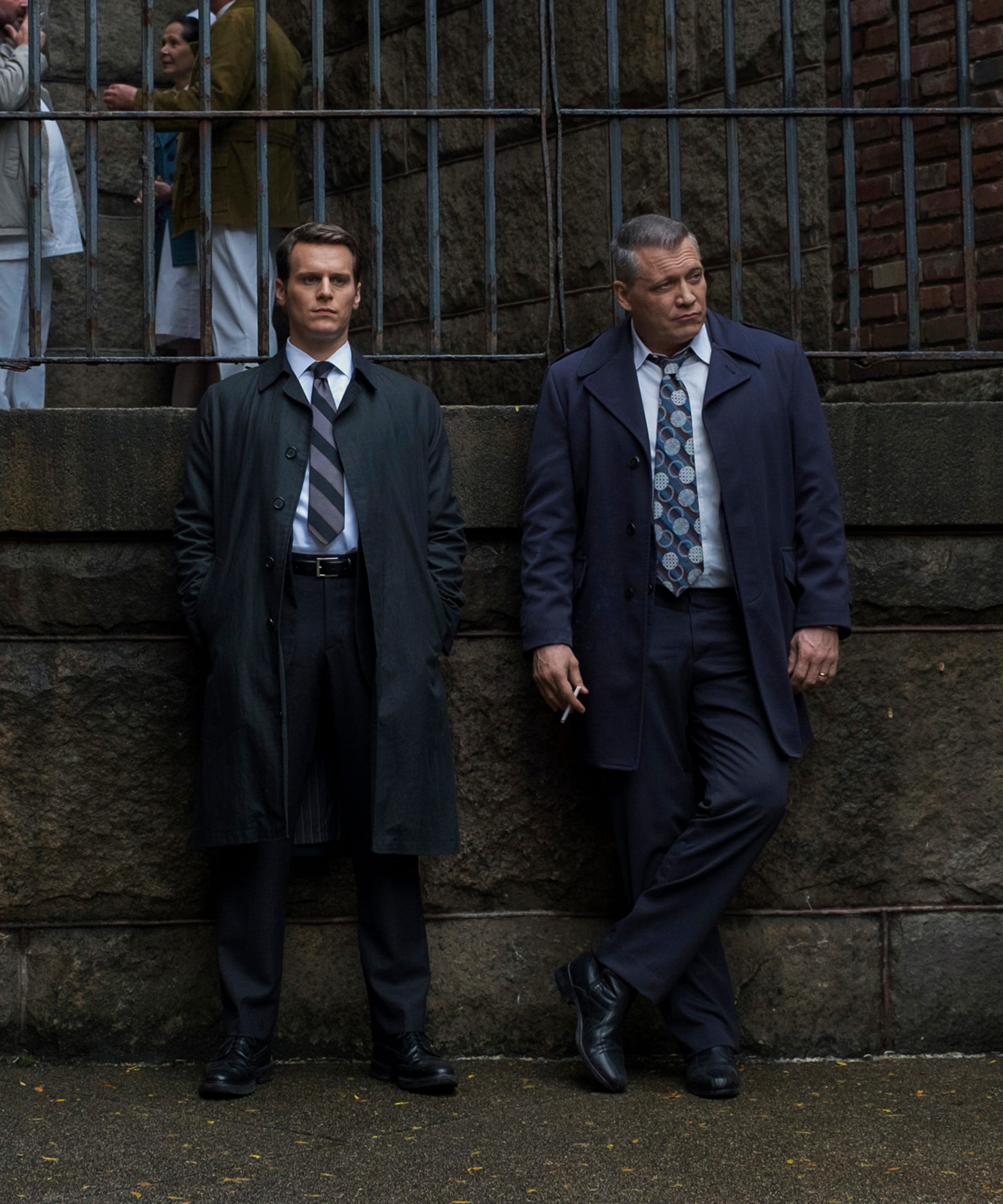 Actors In Netflix Mindhunter Season 2 - New Characters