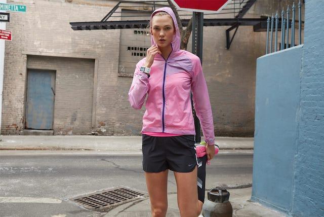 Karlie Kloss Fitness T Magazine Interview