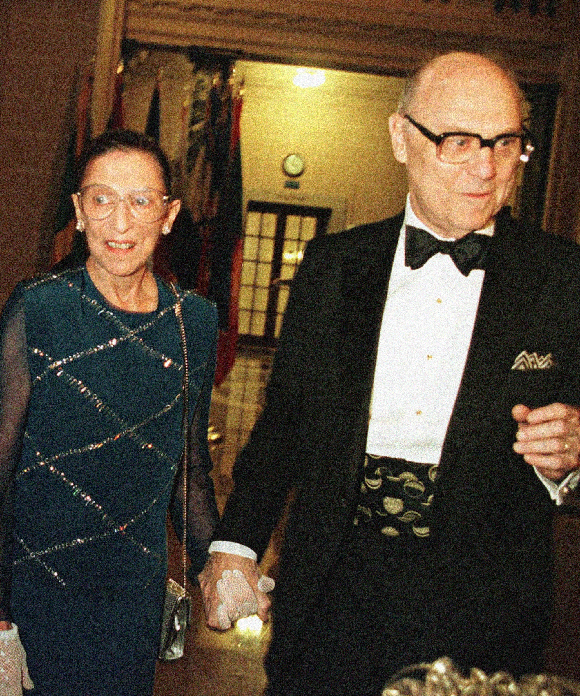 What Rbg Husband Martin Ginsberg Was Like In Real Life