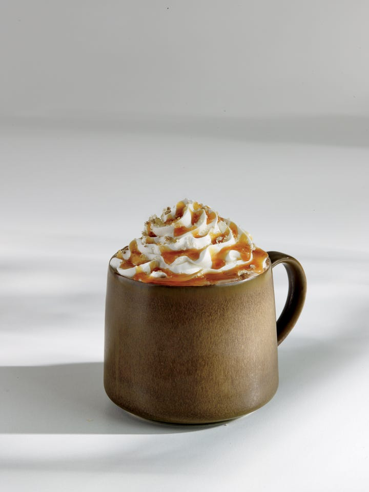 Starbucks Fall Menu 2018 Food Amp Drinks Other Than Psl