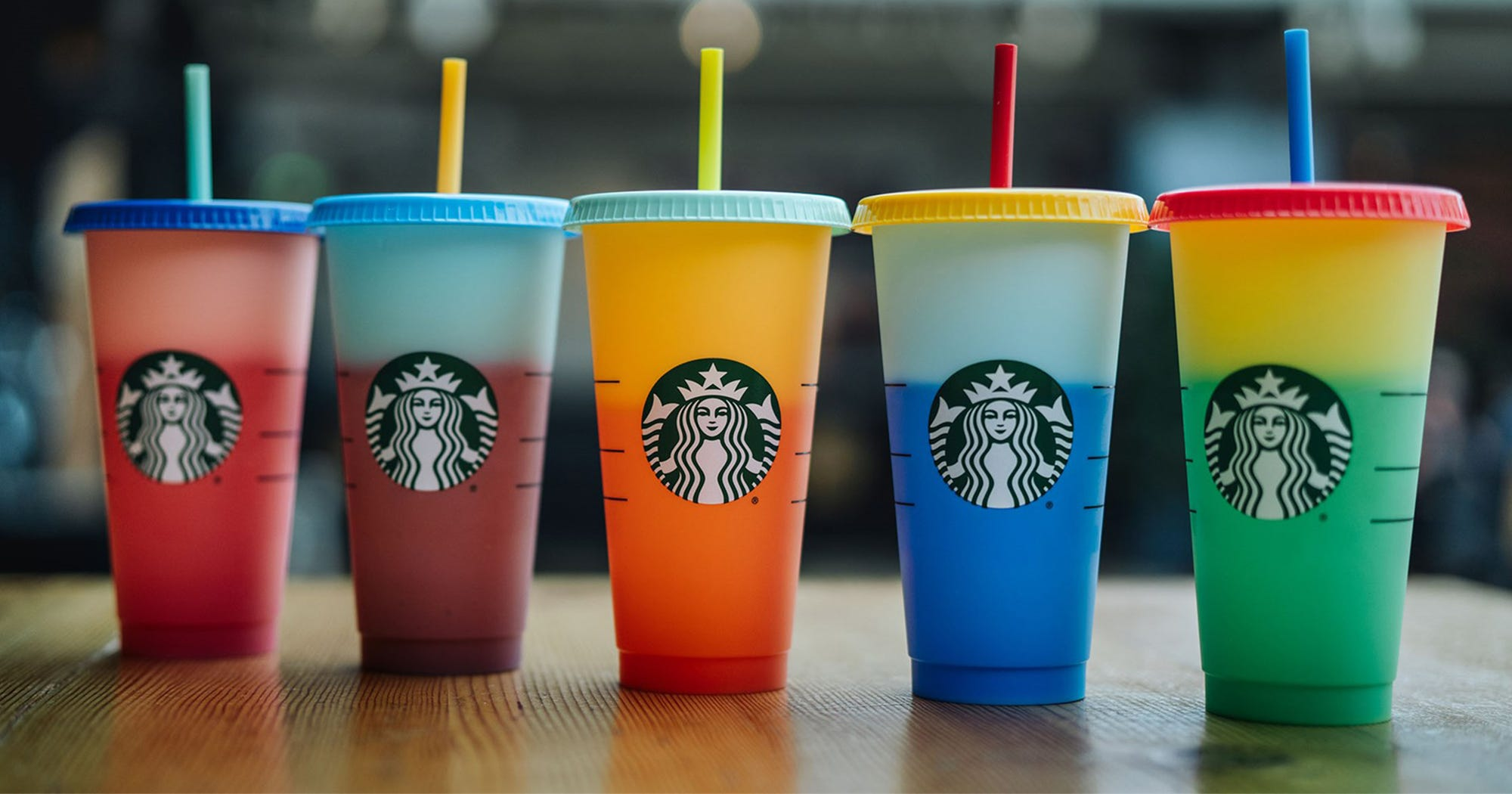 Starbucks Color Changing Cups Now Online At High Price