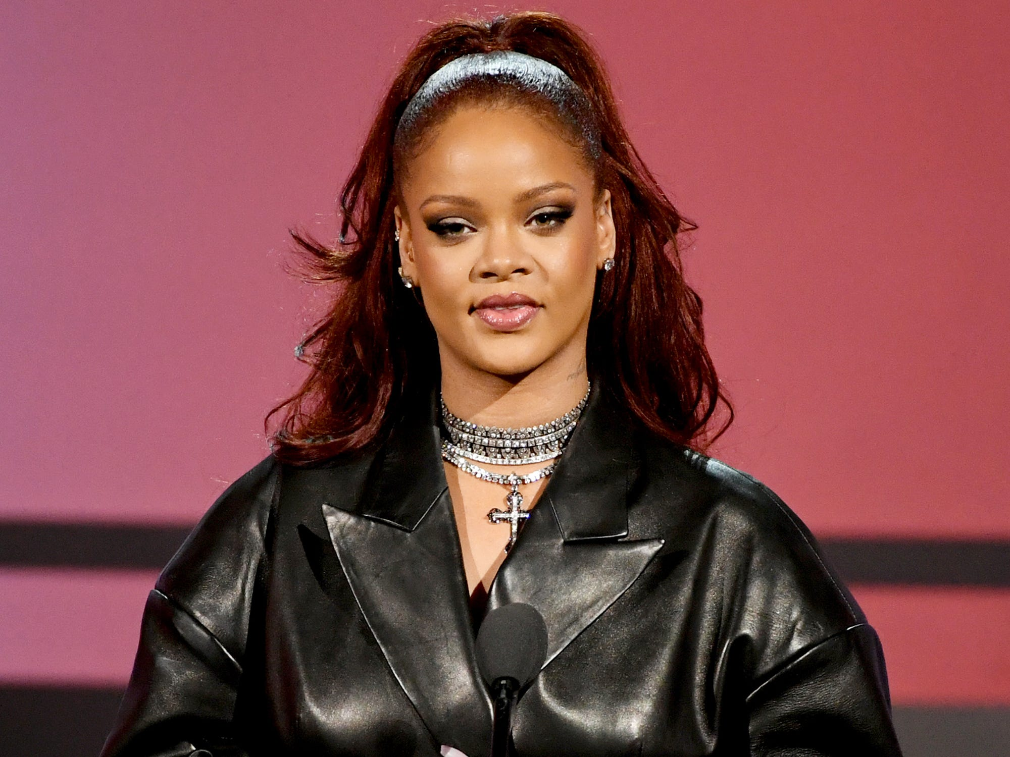 b49385d6270d1b Rihanna's Fenty Fashion Line Prices Drawing Backlash