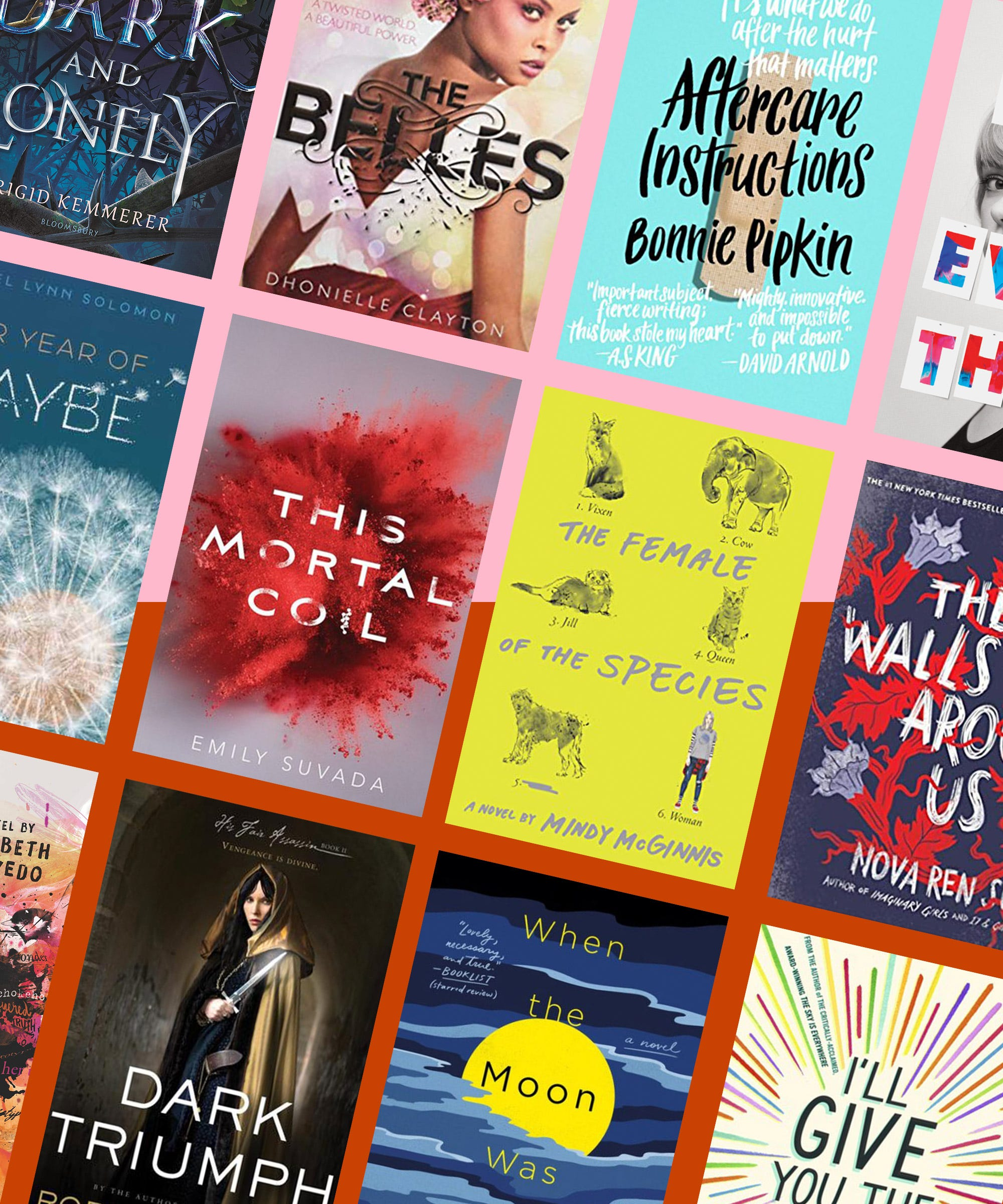 The Books Your Favourite YA Authors Can't Stop Raving About