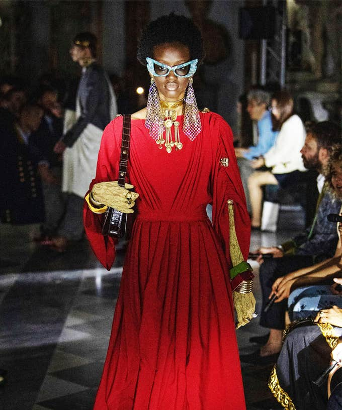 Gucci Chimes In On Reproductive Rights image