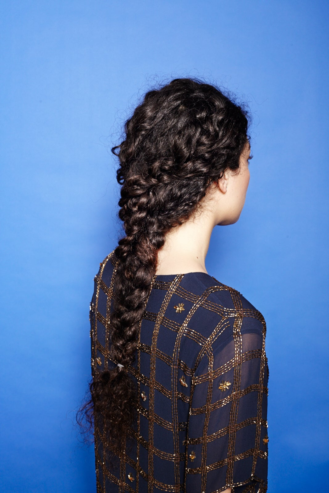 How To Braid Curly Hair , Cute, Plait Styles