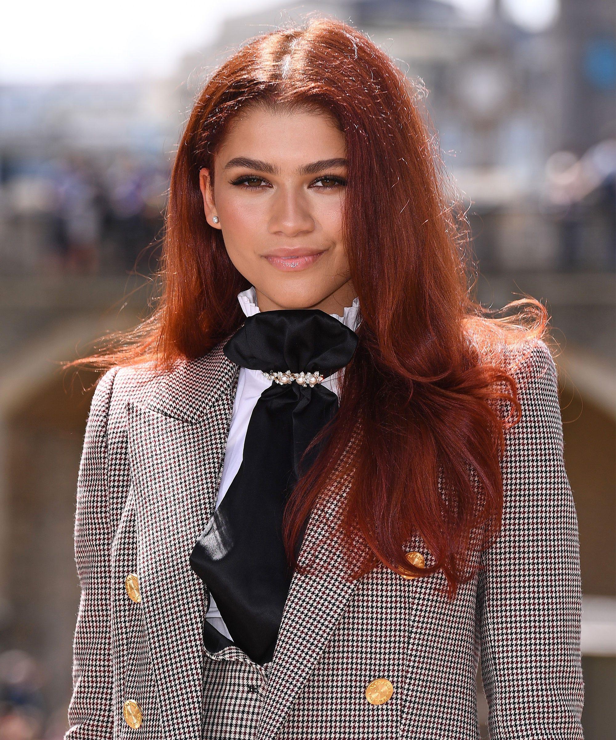 Red Hair Color On Black Women Is Huge Celeb Trend 15