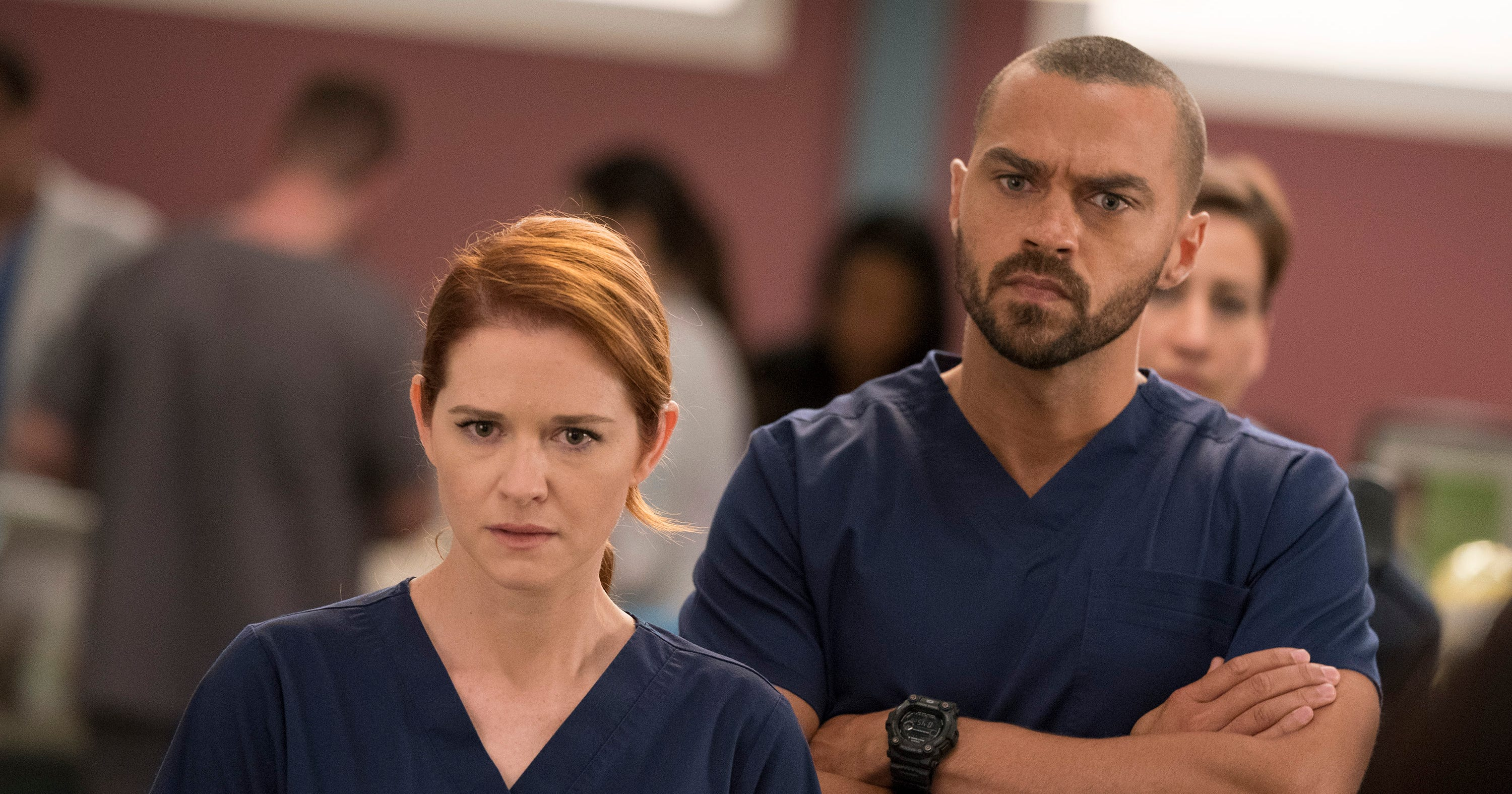 greys anatomy season 1 episode 2 In the second episode of tvline's underground interview series tube talk, the grey's anatomy vet — hot off a big apple shopping spree — discloses so much new informatio.