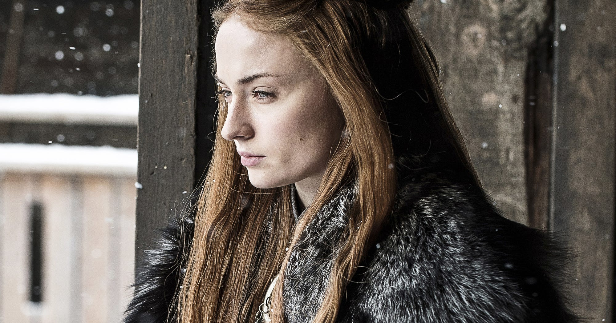 Sansa Stark Necklace Meaning Stormborn Game Of Thrones