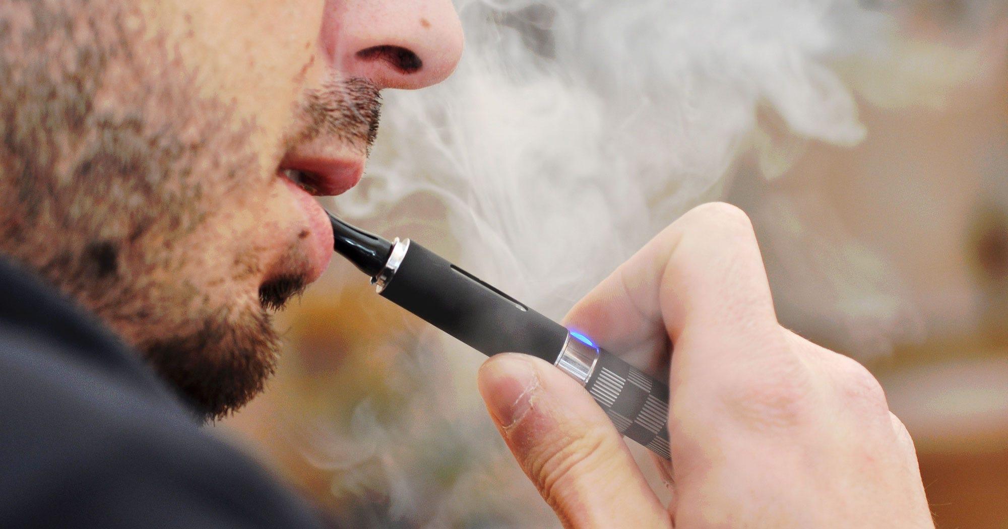 Электронные сигареты могут изменять иммунный ответ на вирусы