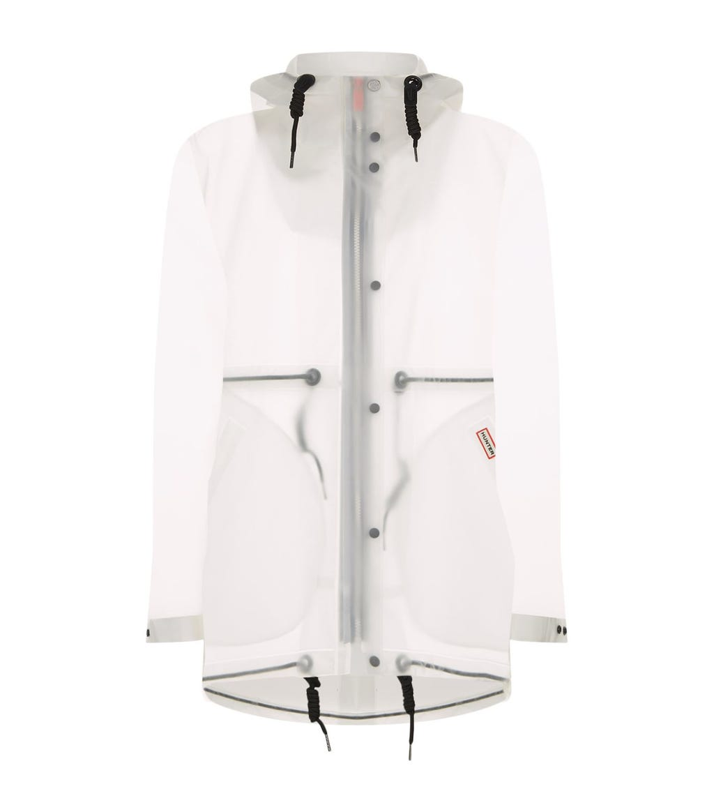 Fall 2018 Clear Women For Raincoats Trend Transparent qGzUVpSM