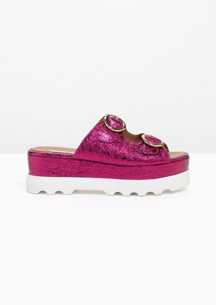Cute Comfortable Sandals Summer Shoe Trends 2018