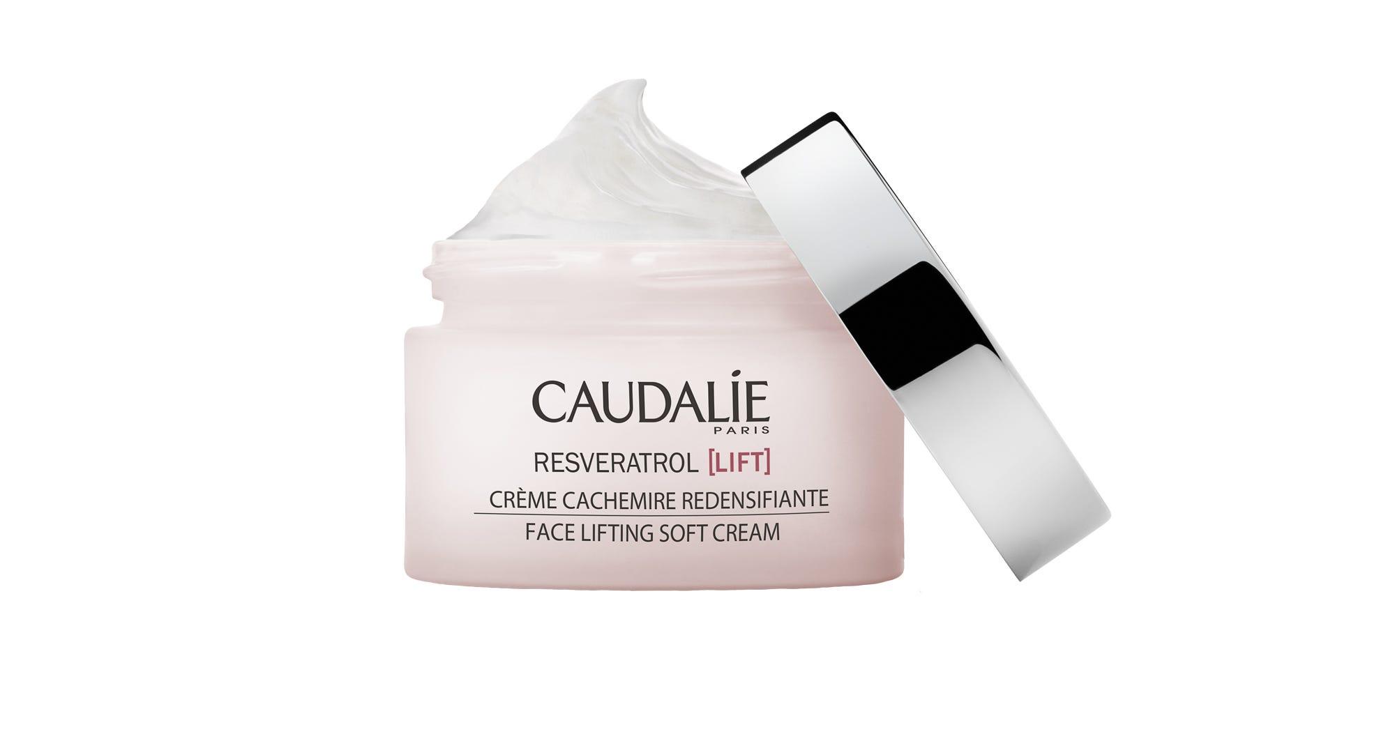 New Caudalie Resveratrol Face Lifting Cream Review