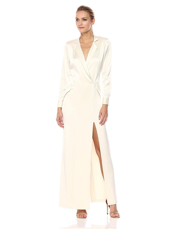Long Sleeve Shirt Dress Gown