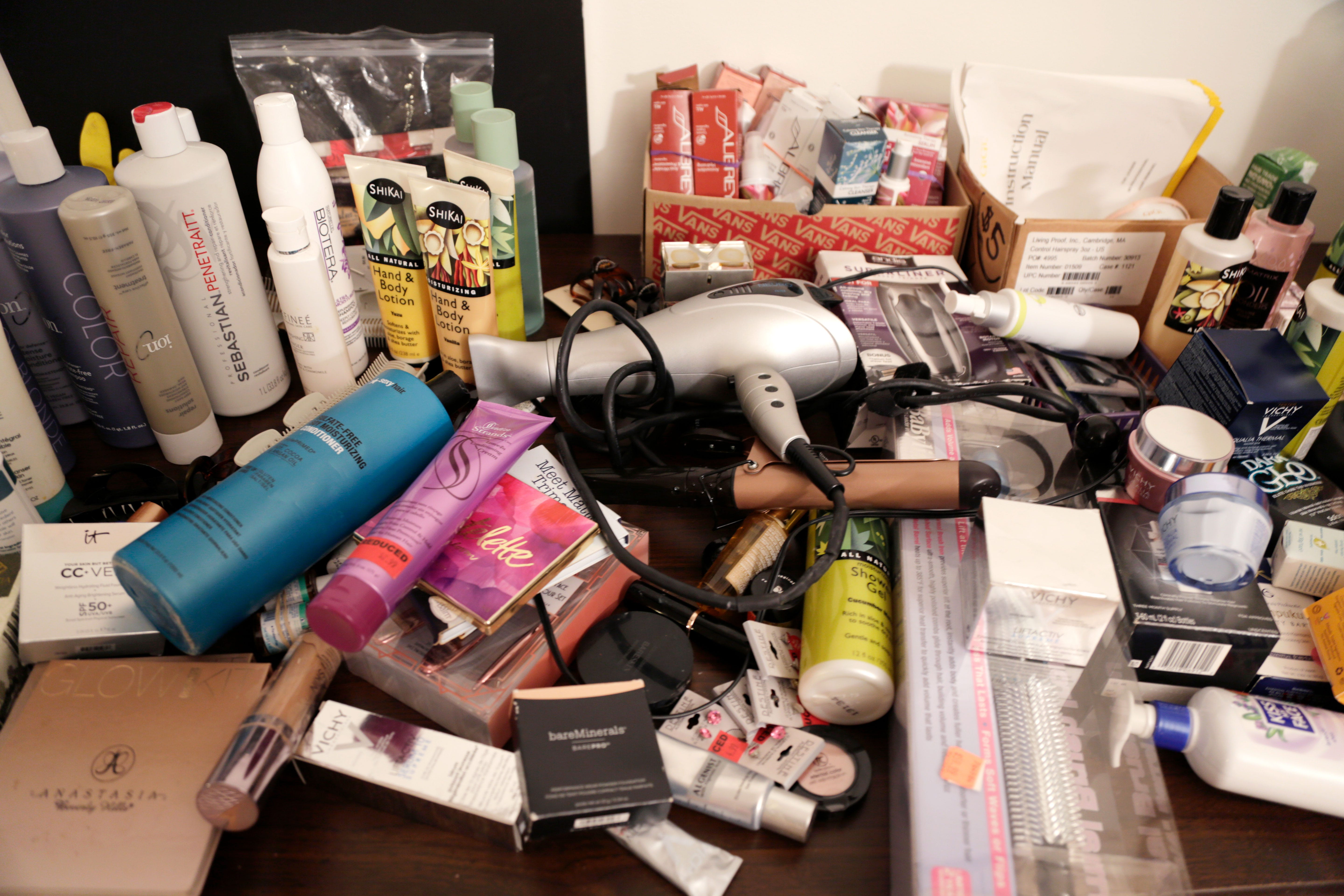 Beauty Product Dumpster Diving Points To Waste Problems