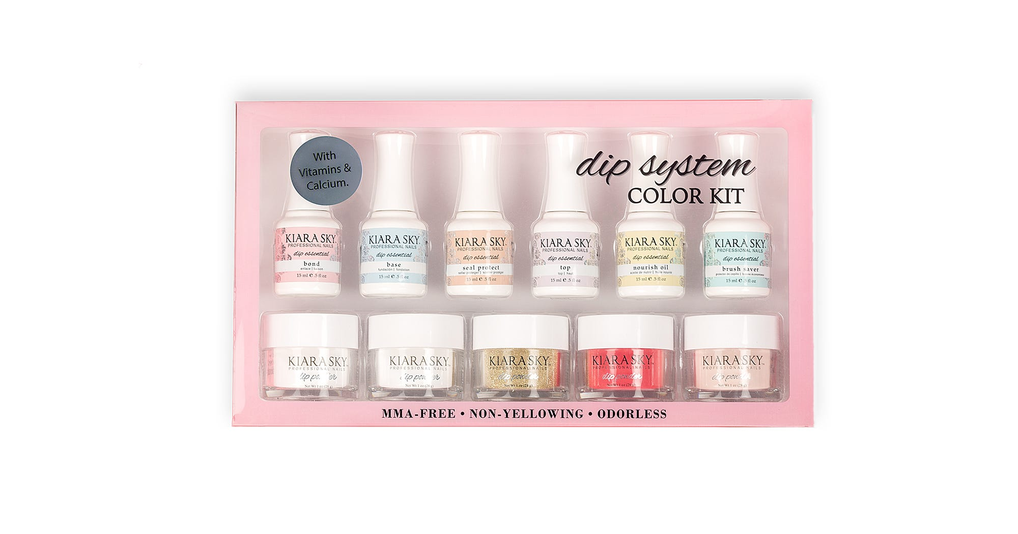 Best Dip Powder Nail Kit Systems For At Home Manicures