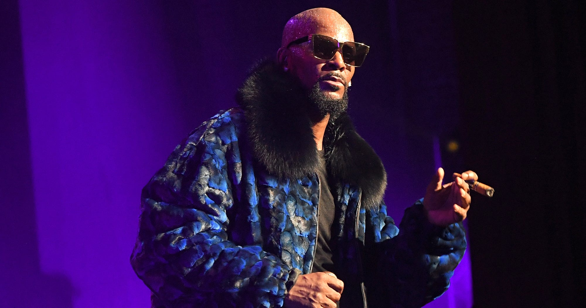 R  Kelly's Spotify Streams Are Up After Documentary