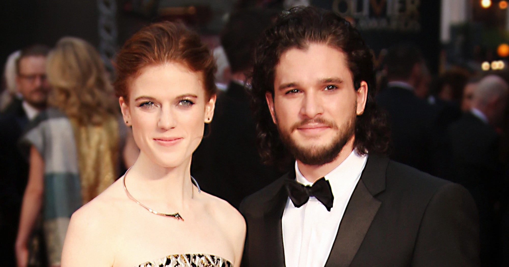 Kit harington og Rose Leslie dating 2016