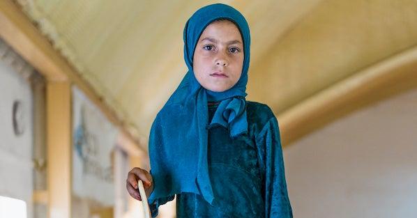 Afghanische mädchen kennenlernen