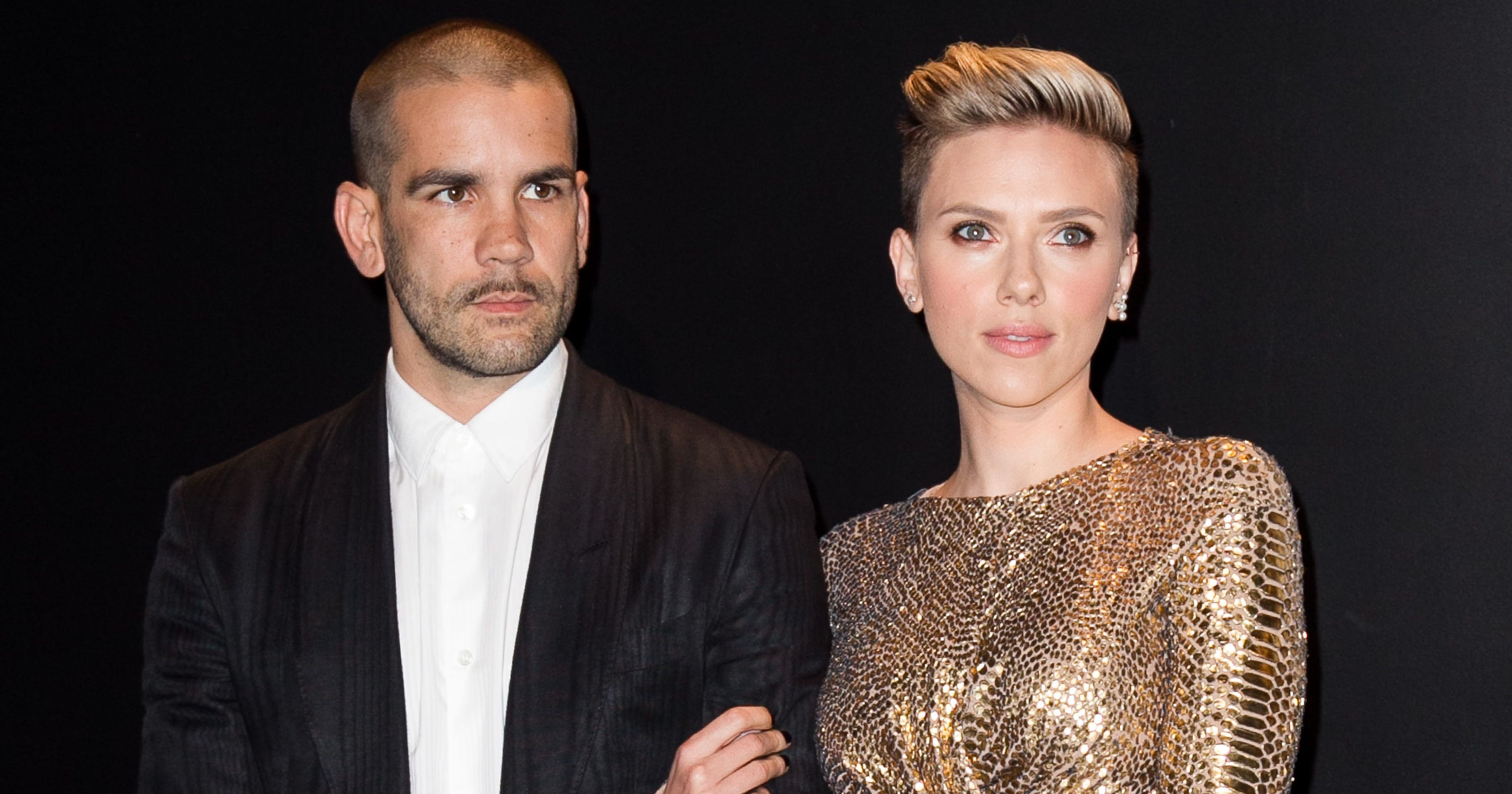 Scarlett Johansson Romain Dauriac Divorce