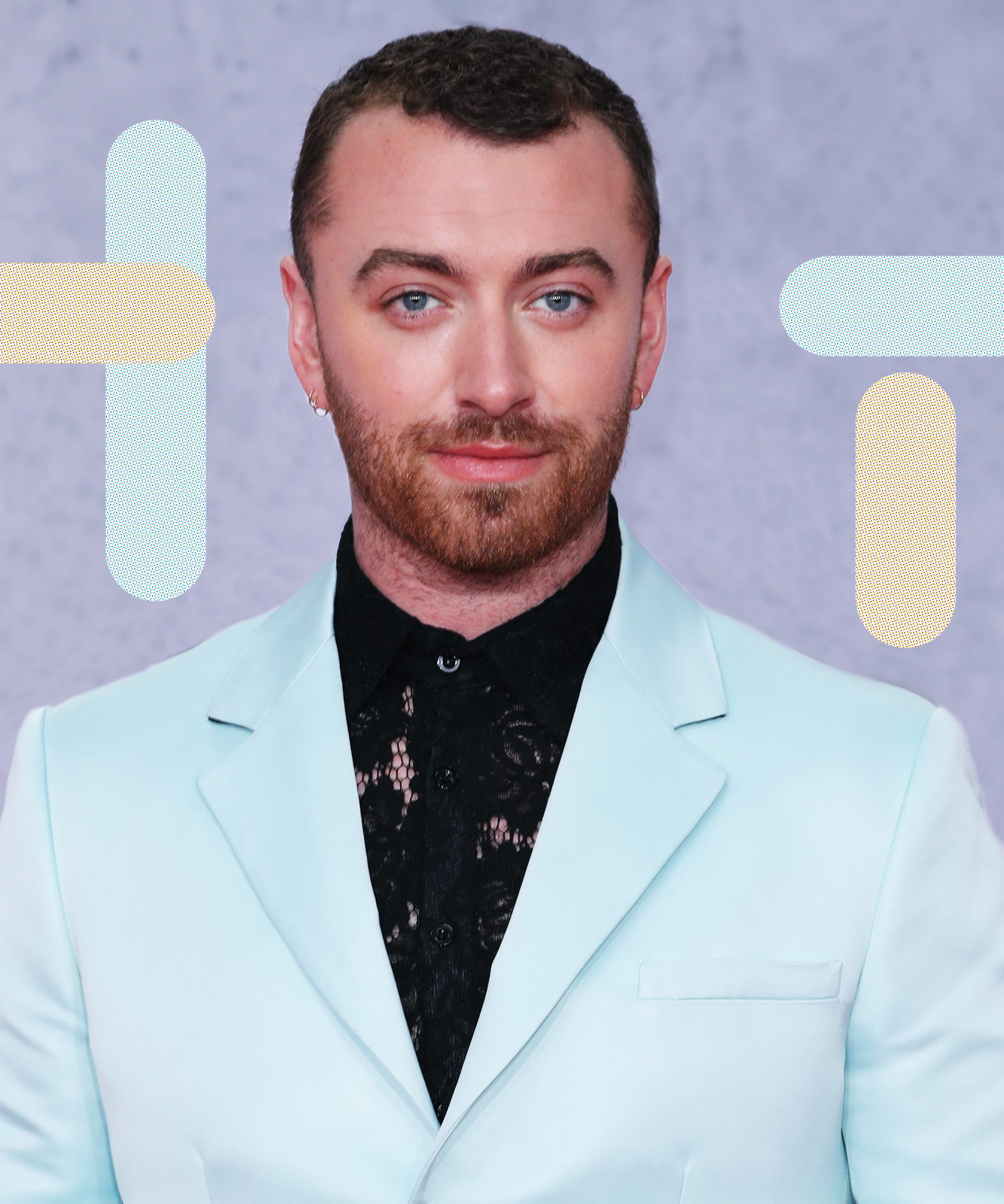Sam Smith Says He Is Nonbinary & Talks Lipo Weight Gain