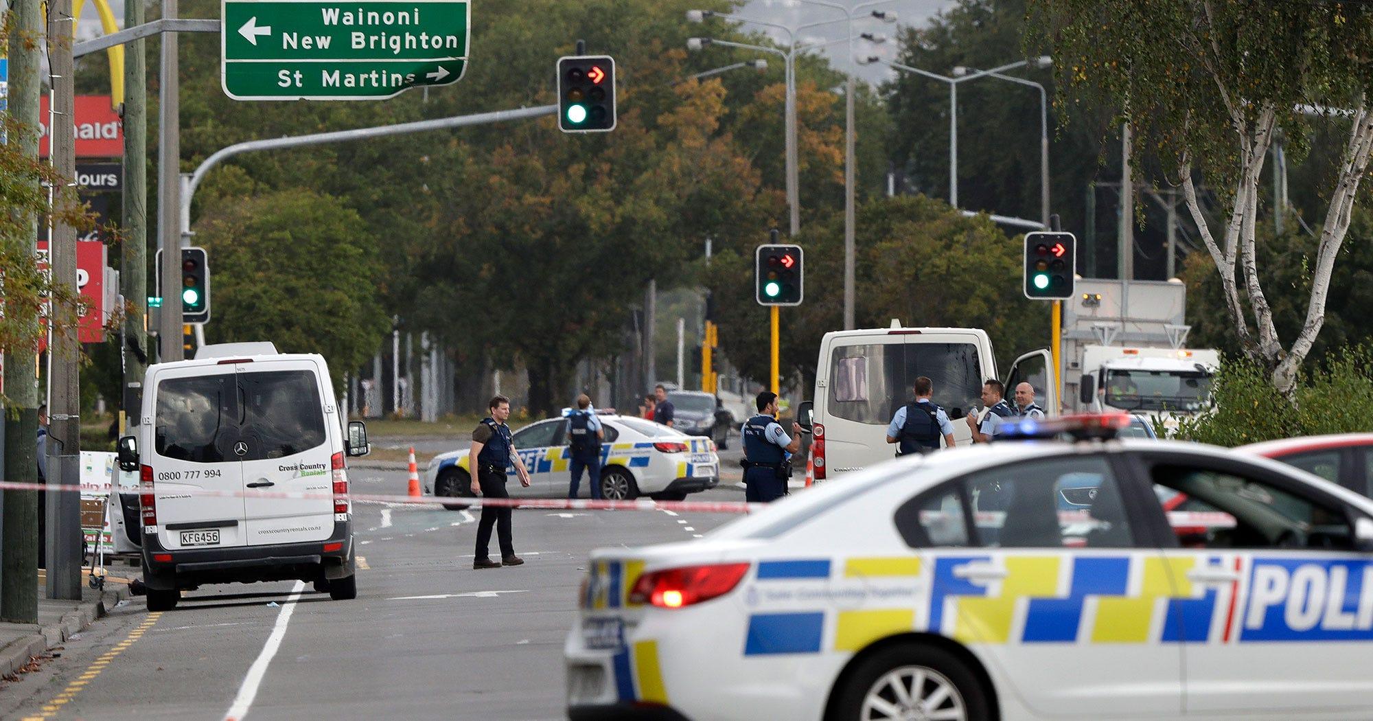 Christchurch Mosque Shooting 49 Dead In Terror Attack In: New Zealand Terrorist Mosque Shootings Leaves 49 Dead