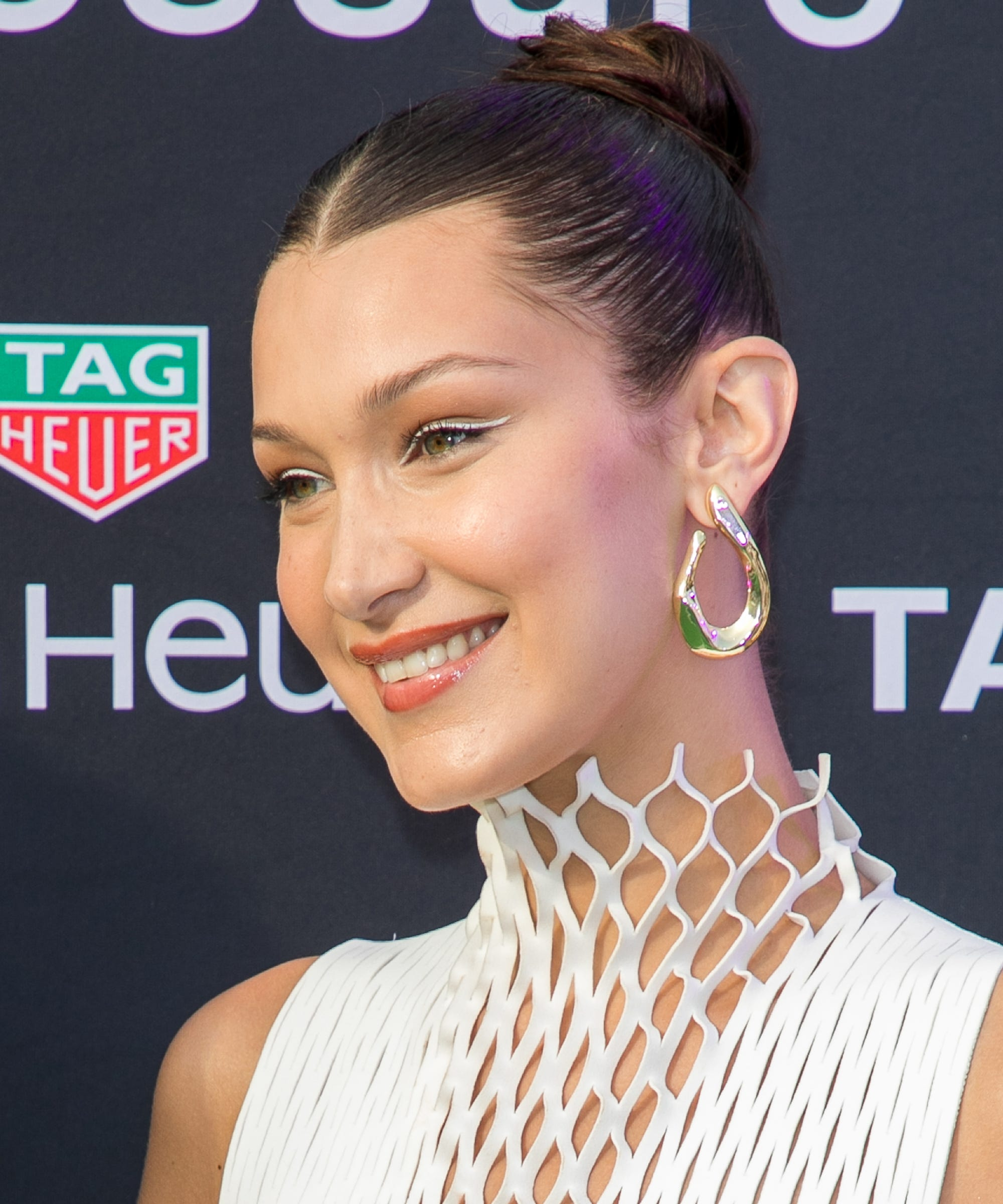 White Eyeliner Is Summer 2018's Biggest Makeup TrendWhy L.A. Celebs Love This Eye-Brightening Liner Look - 웹