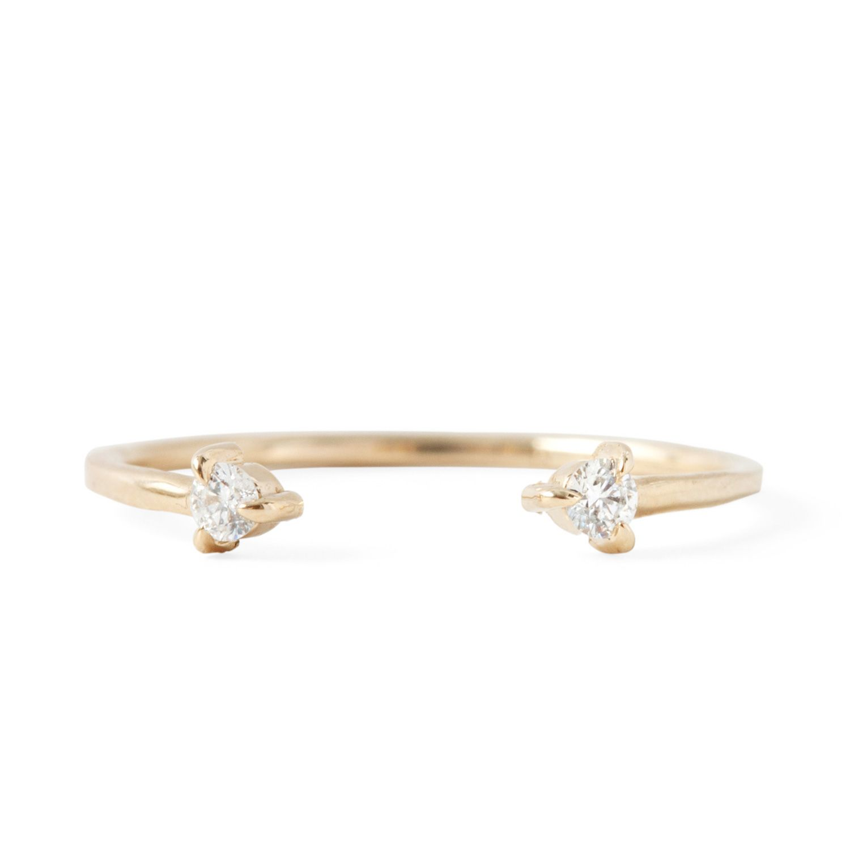 Simple, Dainty Engagement Rings Like Jennifer Lawrence - photo #1