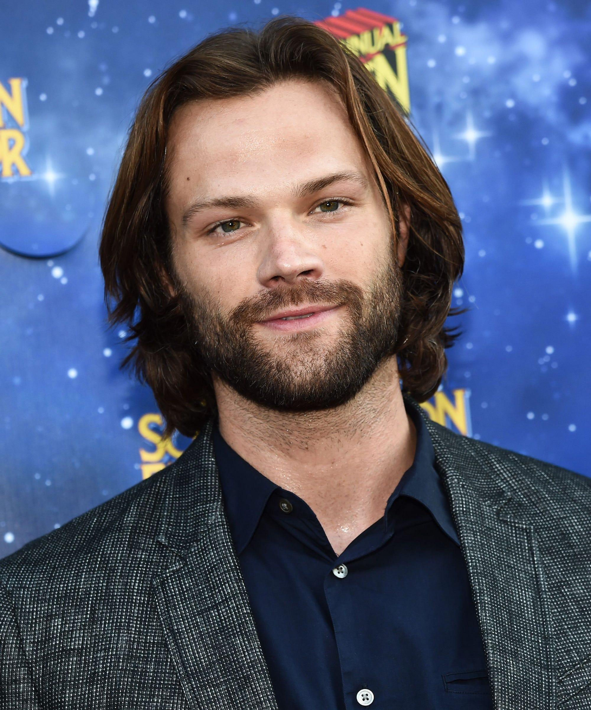 Jared Padalecki Beard