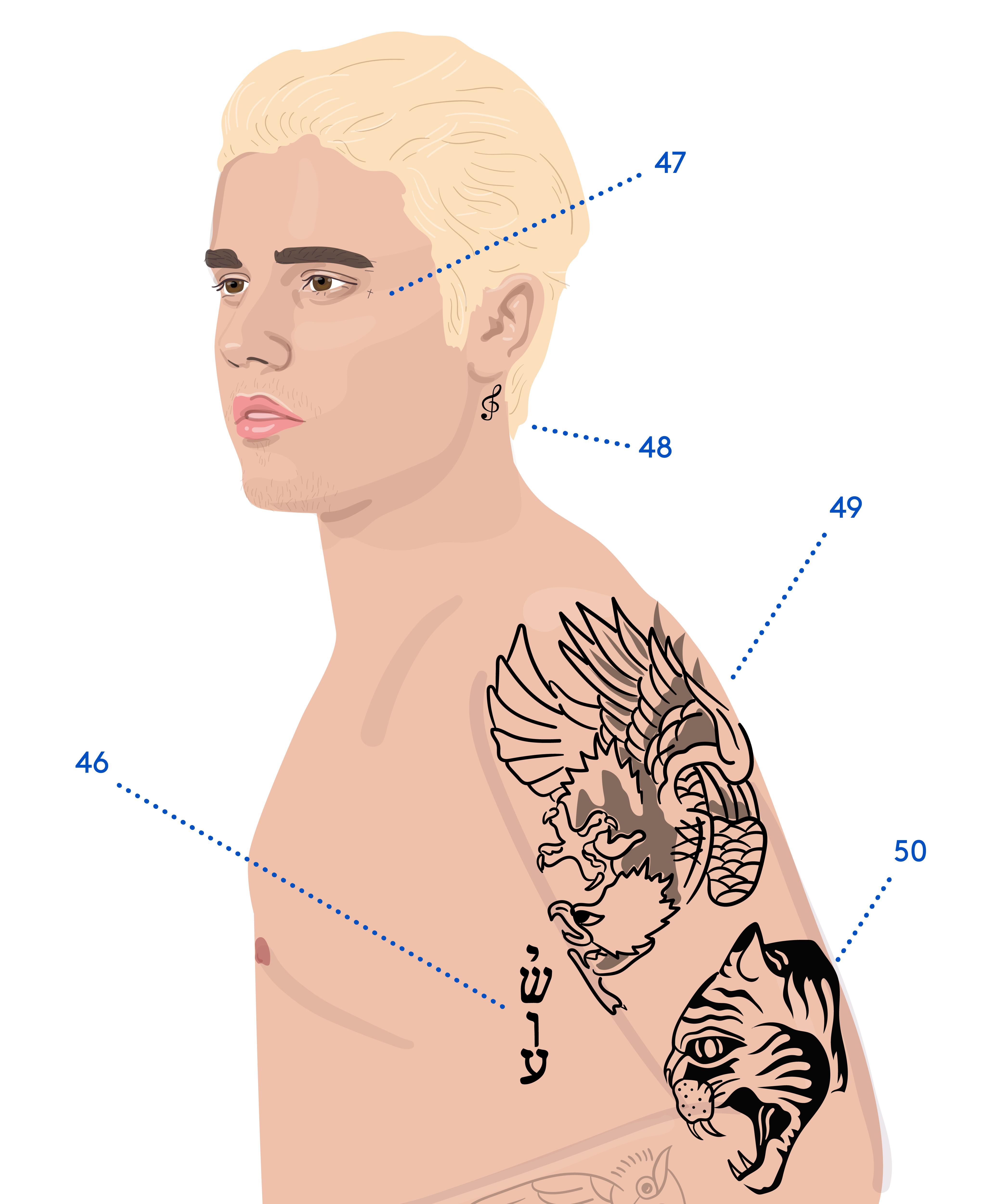 tattoo rücken flügel