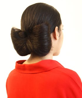 how to style hair bows hair bow styles hair bow hairstyle ideas 5268 | image