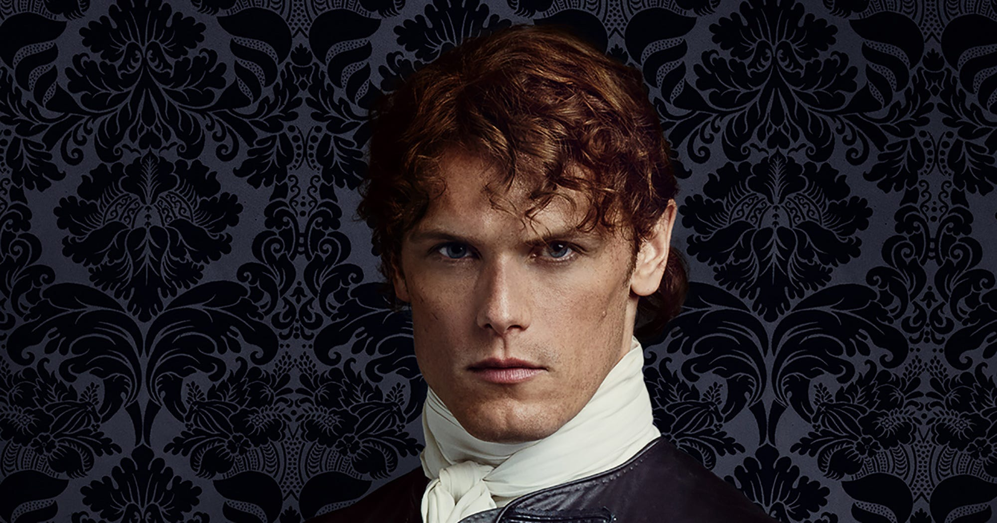 """Outlander"" Star Sam Heughan Explains Why Jamie Fraser Is Such A Babe"