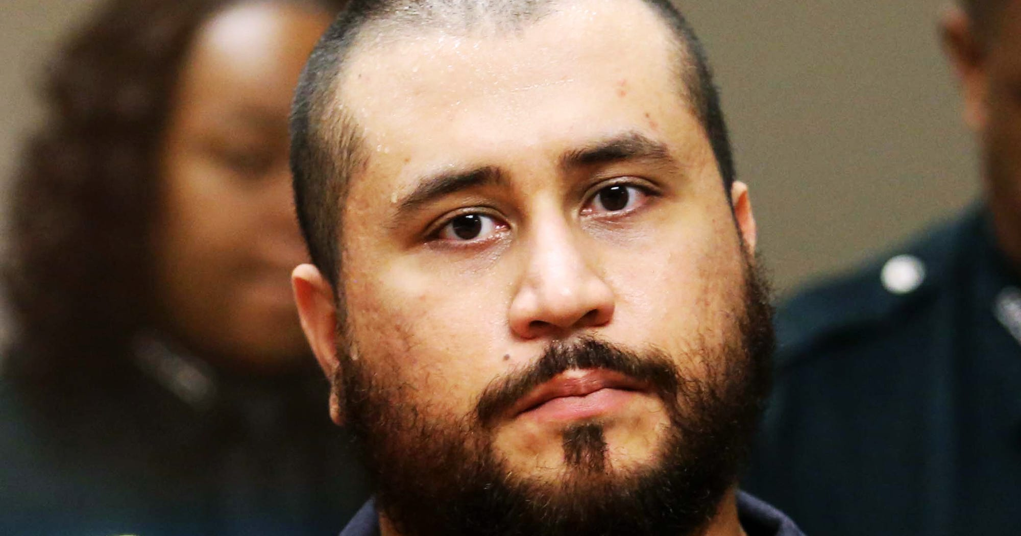 George Zimmermans Ex Reacts to Him Posting Naked Pic of