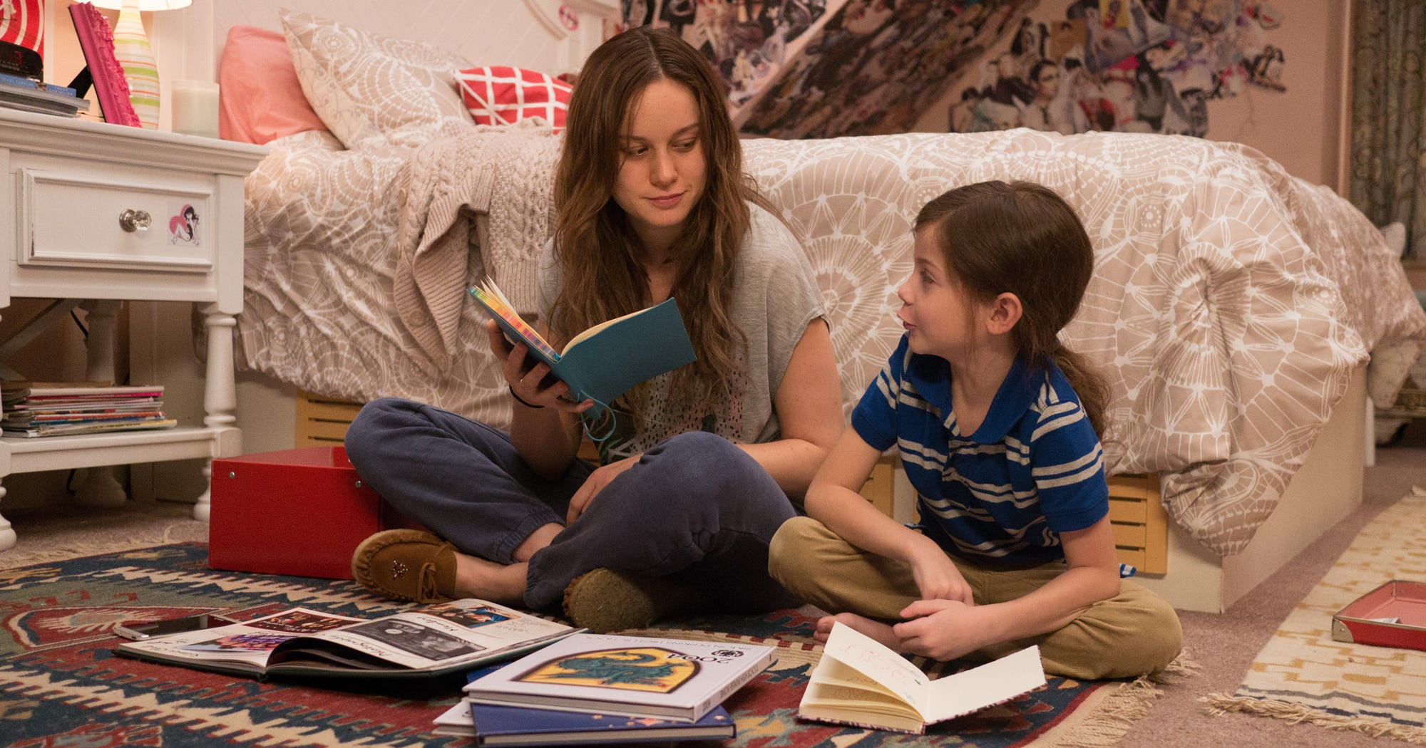 Oscar Nominated Brie Larson Room Star Interview