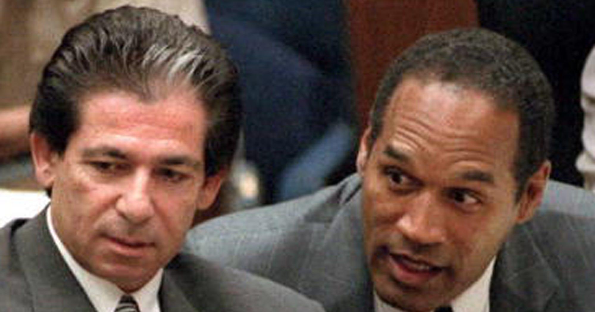 Robert Kardashian Doubts OJ Simpson Innocence Oj Simpson Not Guilty 1995