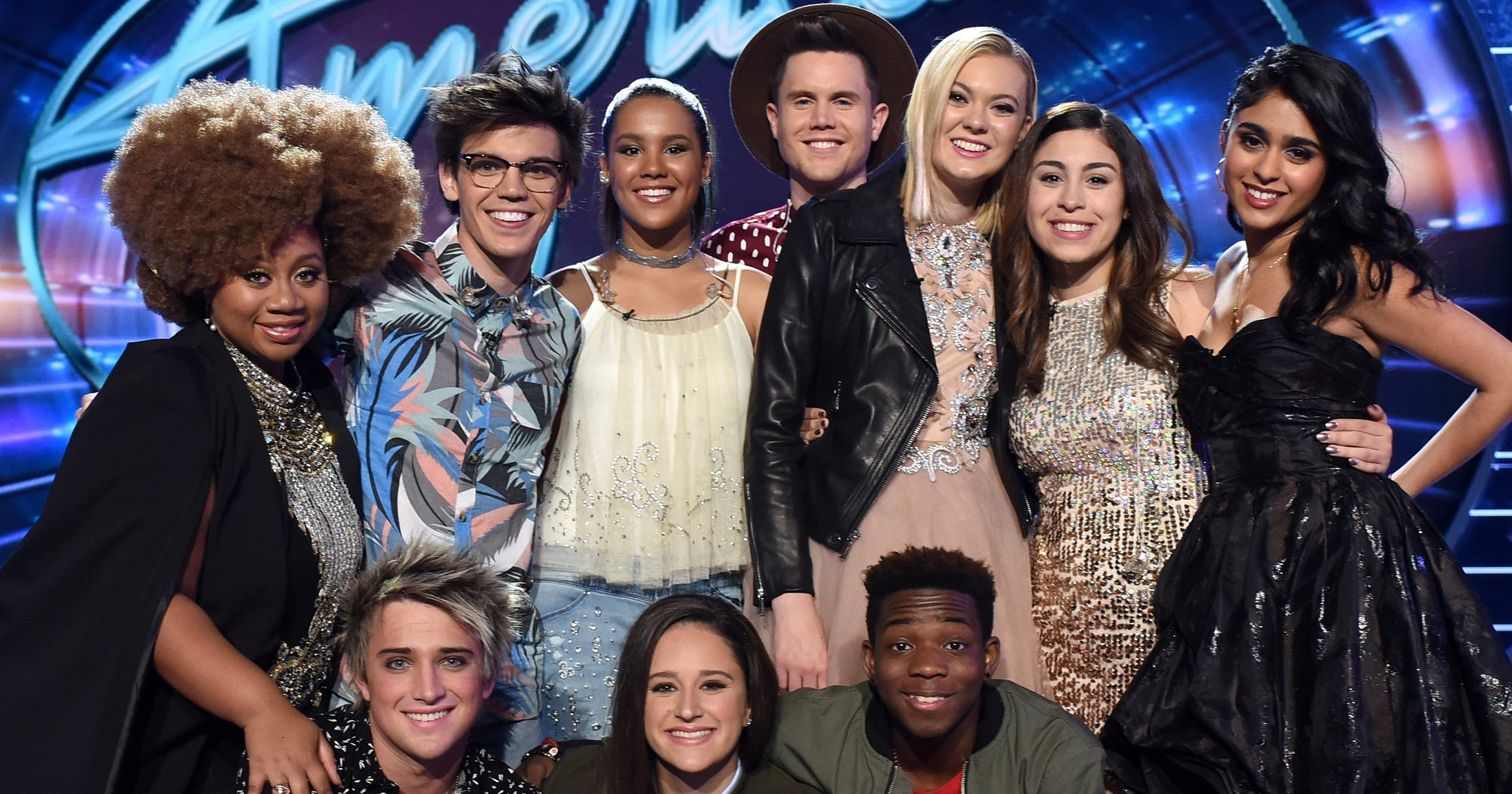 American idol contestant comes out of the closet during audition