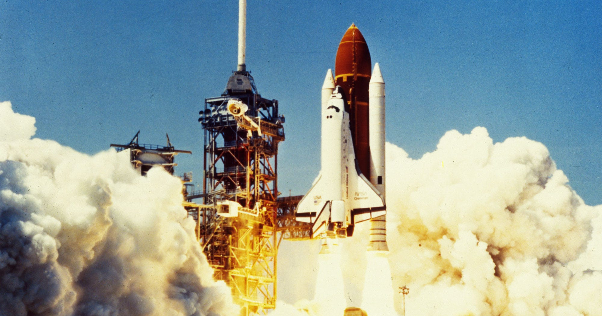 NASA Challenger Explosion 30 Year Anniversary