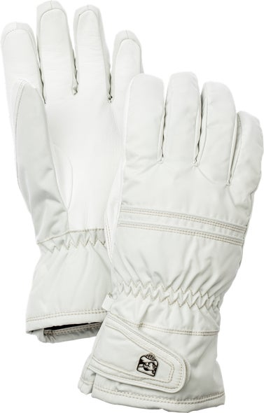b2b1a5cbd6 Hestra Gloves. Primaloft Leather Womens Ski Gloves In Off White. £50.00.  fromCaptains Cabin. BUY · DETAILS · Poivre Blanc